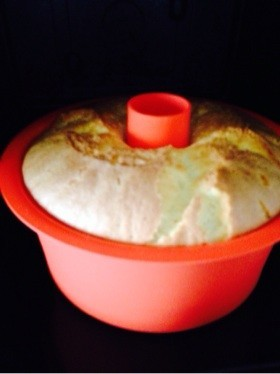 シリコン型シホンケーキ プレーン