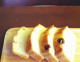 大豆粉を使ったパウンドケーキ