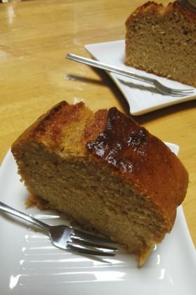 HMとジャムを使って簡単パウンドケーキ