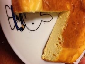 糖質Off☆大豆粉deチーズケーキ