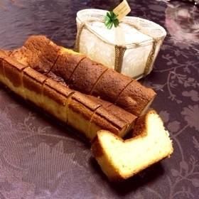 生クリーム☆パウンドケーキ