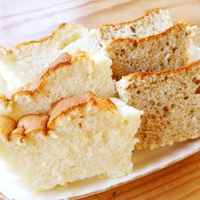 卵白消費‼ 簡単シフォンケーキ風