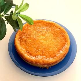簡単♪濃厚なチーズケーキ