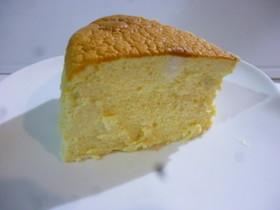 スフレチーズケーキ 低糖スイーツ