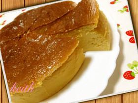 しっと~りスフレチーズケーキ