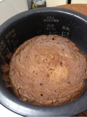 炊飯器で!チョコさつまいもチーズケーキ