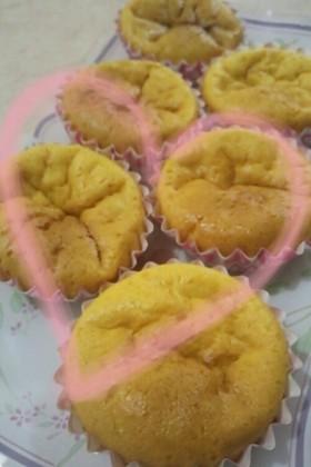 簡単◆かぼちゃのチーズケーキ(少量)