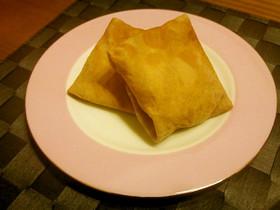 ◆お家cafe♡簡単材料お手軽クレープ◆