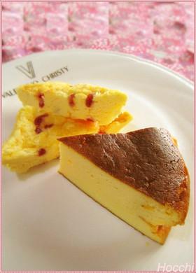 簡単!!♡ホワイトチョコ♡チーズケーキ