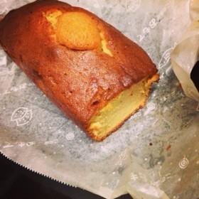 シンプルパウンドケーキ