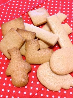 粉ミルク消費に☆キャラメルクッキー
