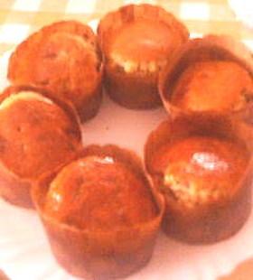 ホットケーキミックスで☆簡単カップケーキ