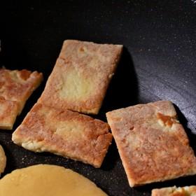 サクッと! フライパンdeクッキー