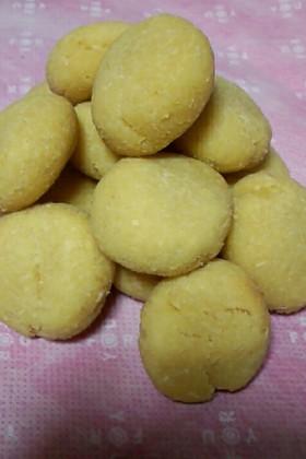 秘伝❤おからで簡単ソフトクッキープリン味