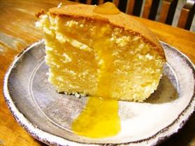 米粉でふわふわ、スフレパンケーキ