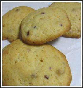 簡単♪しっとりイチゴ風味なクッキー