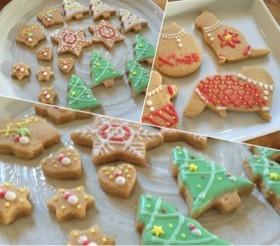 アイシングクッキー♡ 猫♡クリスマス
