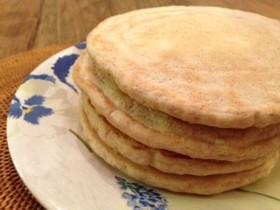 とっても簡単Vegeパンケーキ
