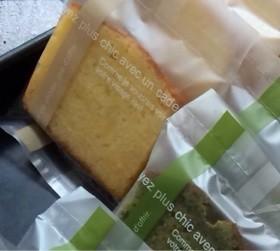 パインココナッツパウンドケーキ