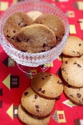 グラハムチョコチップクッキー♡