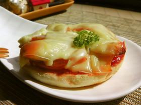 スイチリで簡単朝食!マフィン*トースト