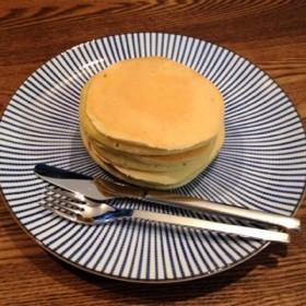 はじめてのパンケーキ(卵不使用)