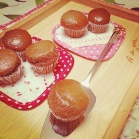 ミニチョコカップケーキ♡