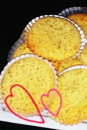 ☆材料[50]の簡単紅茶カップケーキ☆