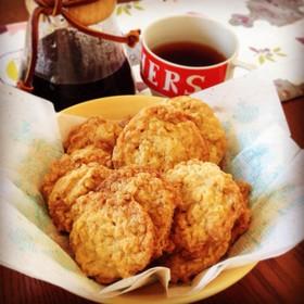 簡単キャラメルチョコチップ クッキー