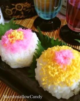 簡単!甘酸〜っぱい♡春の手まり寿司