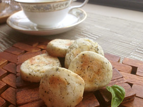 キチントさん使用✿レンチン紅茶クッキー