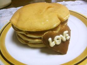 コーンポタージュ味のふわふわパンケーキ