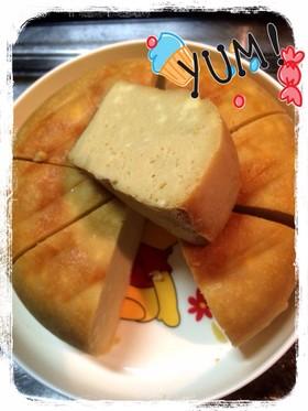おからのチーズケーキ 低糖質☆バター無☆