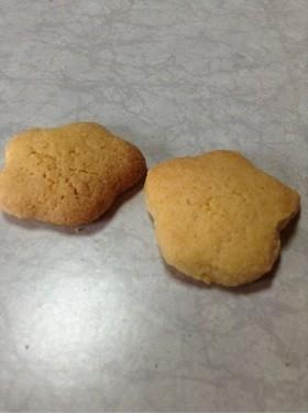 バターなし片栗粉クッキー♡