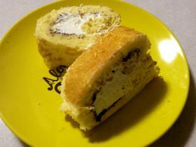 私のスポンジケーキ