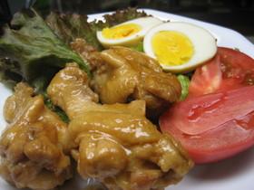 圧力鍋で☆鶏のさっぱり煮