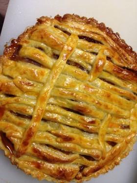 ハズレのリンゴで簡単アップルパイ
