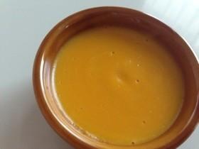 (離乳食)かぼちゃプリン