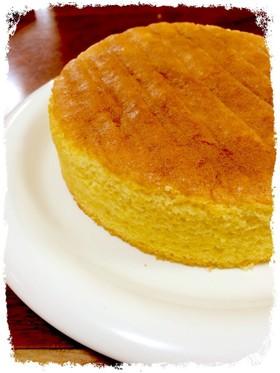 ケーキ屋さんのふわふわスポンジケーキ♡