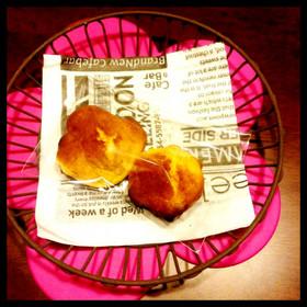 トースターでマフィンクッキー♡子供と作る