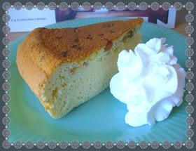 アメリカで作る炊飯器チーズケーキ