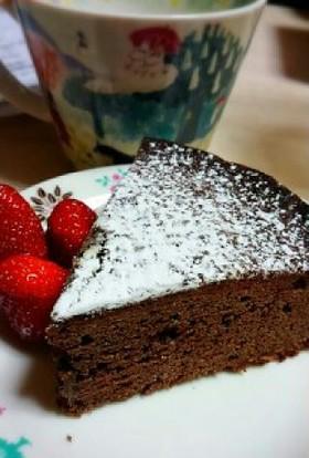 ケーキ ガトー ホット ミックス 簡単 ショコラ