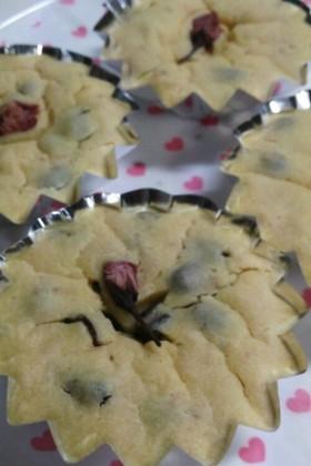 ワンボウル♪カッテージの桜チーズケーキ♪