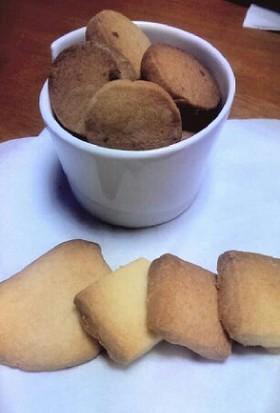 ☆トースターで黒糖ハチミツクッキー☆