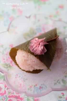 * 春爛漫♪momoiro♪桜餅 *