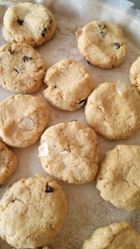 オリーブオイルでカントリークッキー