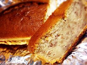 イチゴのパウンドケーキ