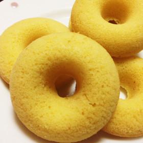 しっとり♪やみつきドーナツ〜プレーン味〜