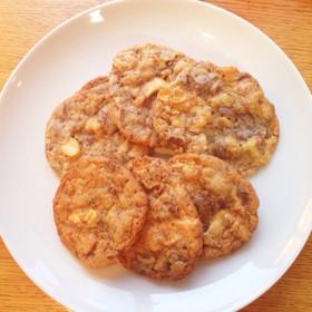chewyなチョコチャンククッキー