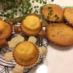 ホットケーキMIXde簡単チョコケーキ